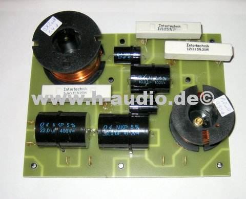 Frequenzweichen & Bauteile
