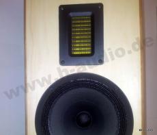Lautsprecherbausatz Plasma TQWT Sica 8 Neo mit AMT