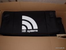 PAF212 Schutzhülle mit HR Systems Logo
