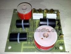 Frequenzweiche S-161-MKII-4 für Emi Alpha 6c/P.Audio(Paar)