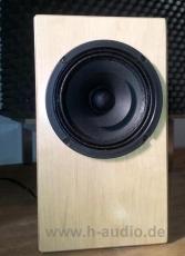 Lautsprecherbausatz Sica 6,5 Breitbandlautsprecher LP165.38/426