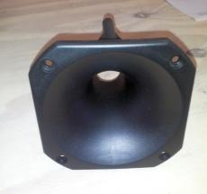 Sica 1 Radial Horn Q07032B (eckig) Abstrahlung 80°