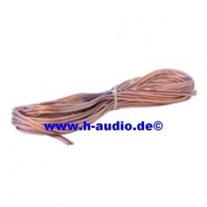 Lautsprecherkabel 2*2.5 5m