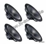 4 Stck. Bundle FP15FH500 Five Hundred Serie - 15 Lautsprecher