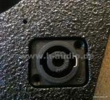 Warnex Strukturlack Schwarz/Lautsprecherlack 12kg (2x6Kg)
