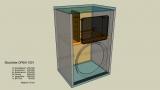 Open 1001 - Hochton+Weichenkit für eine 10/1 Box