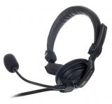 Intercom HS-1/D Headset, dynamisch, einseitig, 8er Set