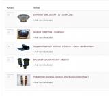 Lautsprecherbausatz 10-50CX ohne Frequenzweiche-PAAR-