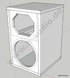 8/1HFU Topteil - Bausatz mit Beta 8A & Sica HFU