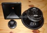 Lautsprecherbausatz LMT121-MKII (Lautsprecher+Fertigweiche)