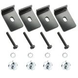 Lautsprecherbefestigungspack für Lautsprecher - Gitterklammern