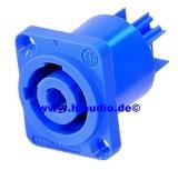 Neutrik NAC3MPA Powercon Buchse (blau) (7901)