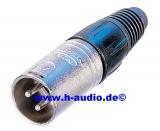 Neutrik NC3MX XLR-Stecker male