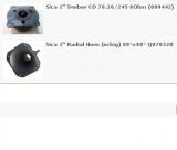 Sica Bundle 9442 Treiber und 7032B Horn (eckig)