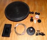 Lautsprecherbausatz 12 Breitband & P.Audio PHT409 Anarchostack
