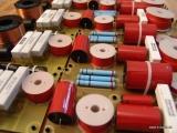 Frequenzweichebausatz für 4425 Replica