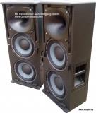 Lautsprecherbausatz 210-MKII (Lautsprecher+Fertigweiche)