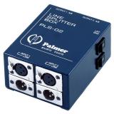 Palmer PLS02 Line Splitbox XLR 2 Ch. PLS02