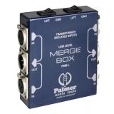 Palmer PMB-L Line level Mergebox