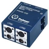 Palmer PMS02 Mikrofonsignal 2 Kanal Splitter