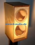 Studiomonitor Multiplex-Fertig-Gehäuse SM6-Pro